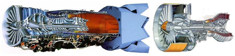 PW4084发动机,配装波音777客机