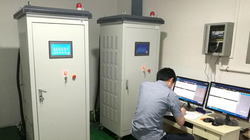 超声波石墨烯分散设备控制系统