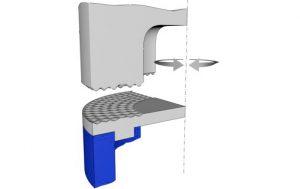 超声波转曲焊接
