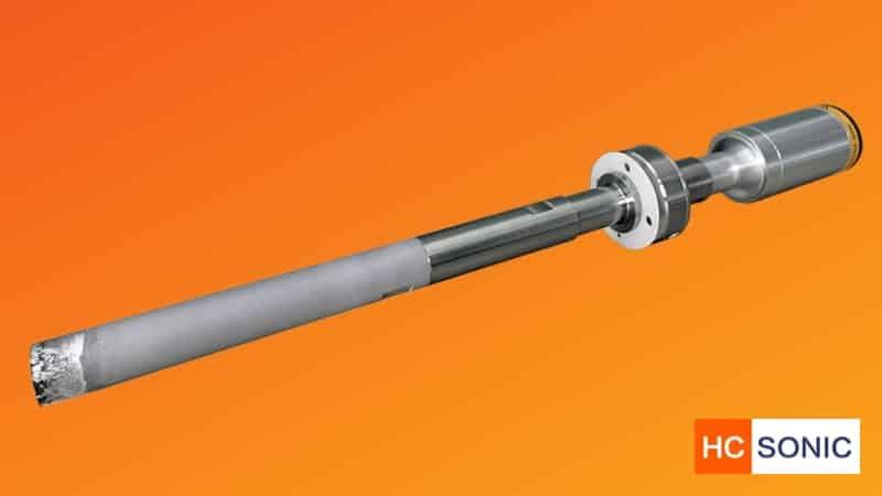超声波金属熔体设备
