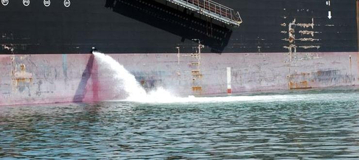 超声波压载水处理