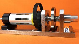 超声波缝纫机芯