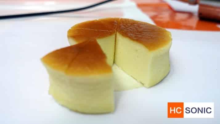 超声波cheese蛋糕切割