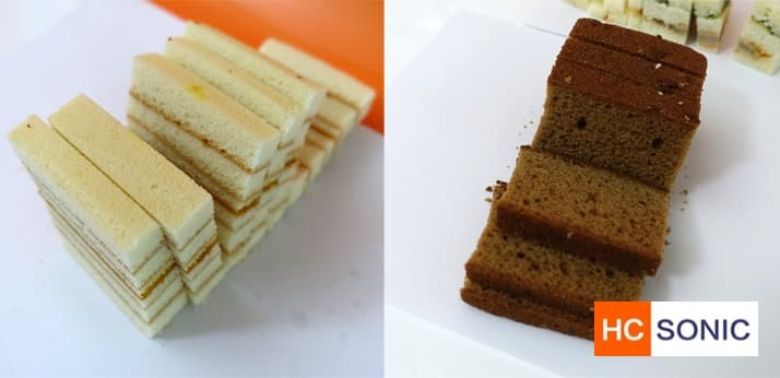 超声波蛋糕切割