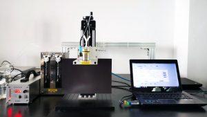 桌面型超声波雾化喷涂设备