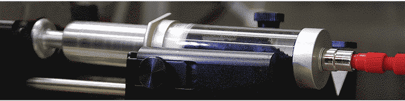 超声波雾化喷涂设备使用的注射泵