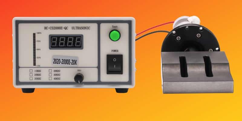 超声波口罩焊接机