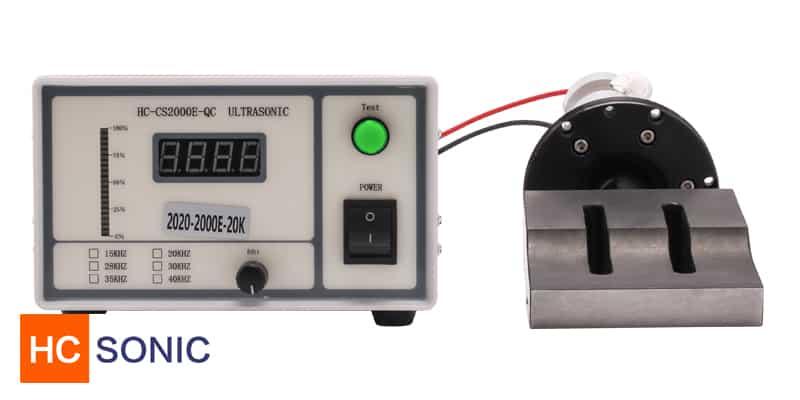 20KZH 超声波口罩焊接机