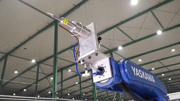 超声波塑料切割系统