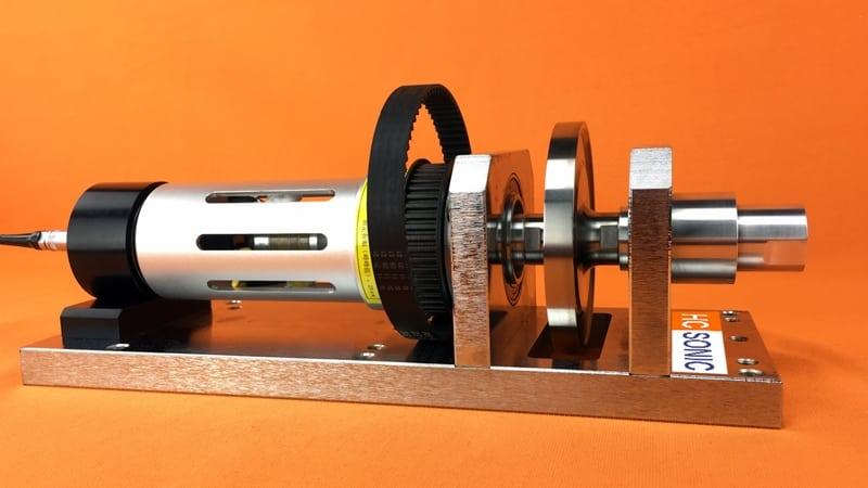 超声波焊缝机