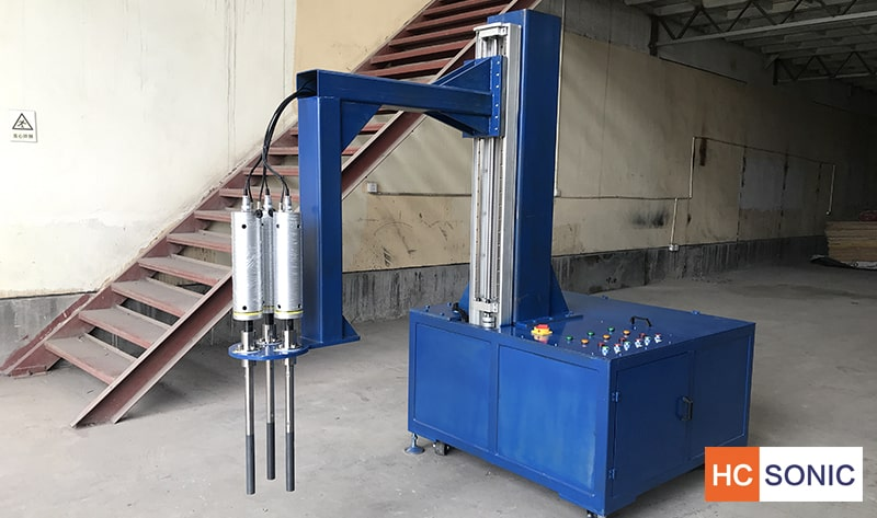 超声波铝熔体设备